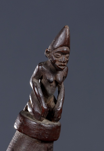 trompe Yombe Congo didier le gall expert cnes intruments de musique anciens toulouse