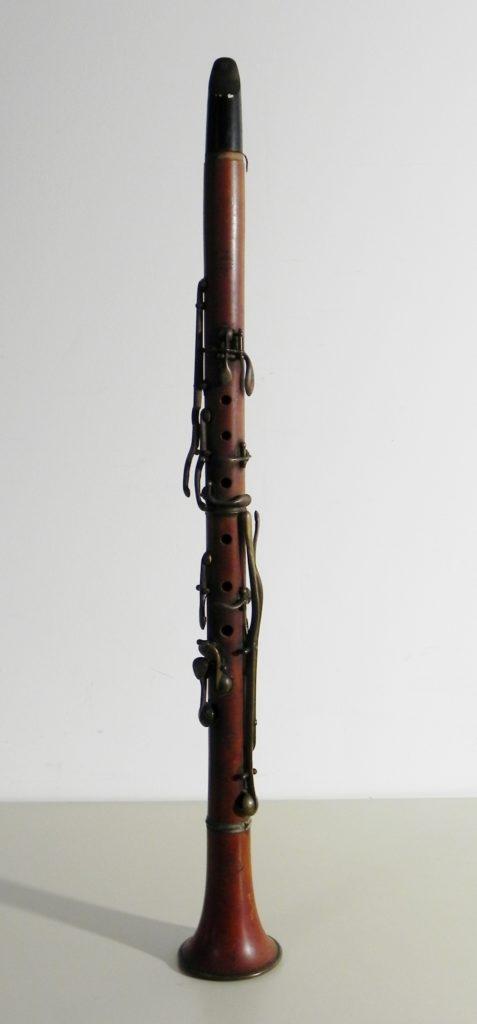 clarinette tournier & goumas successeur buffet crampon