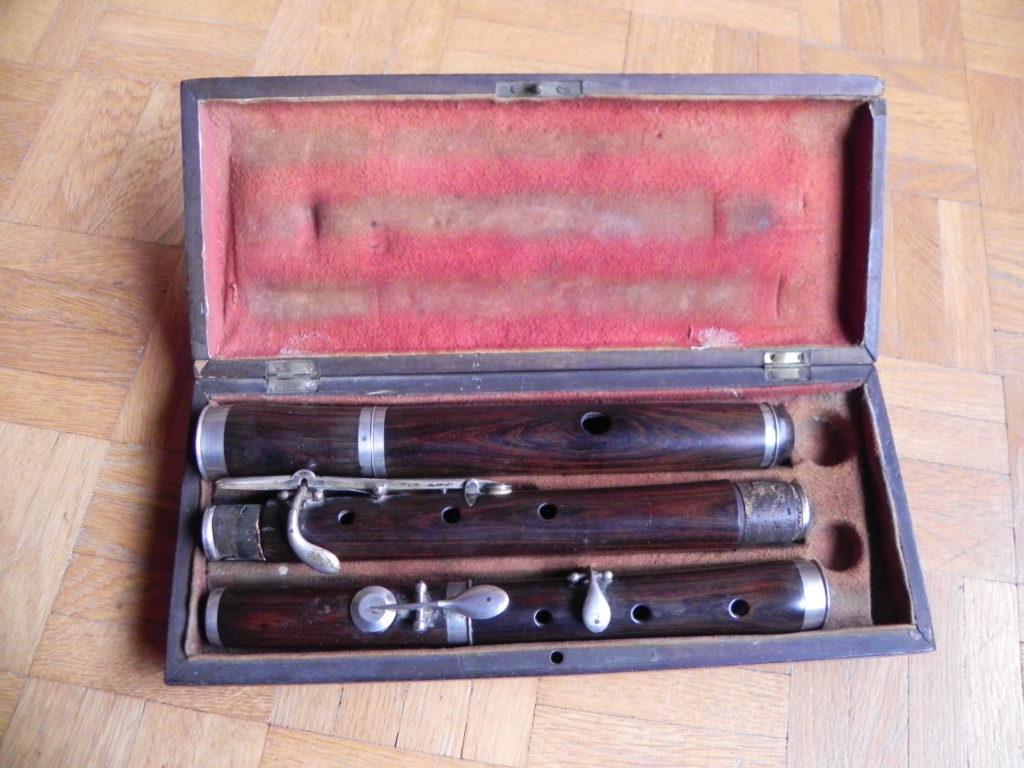 Flûte de Raver à Bordeaux